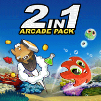 2in1 Arcade Pack