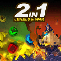 2in1 Jewel Sand War
