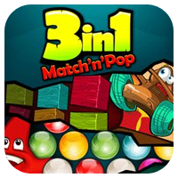 3in1 Match n Pop