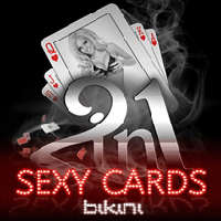 2 in 1 Sexy Cards Bikini
