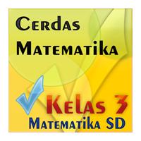 Cerdas Matematika Kelas 3 SD icon