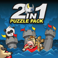 2in1 Puzzle Pack