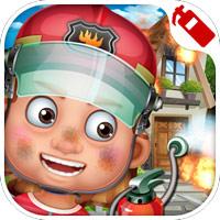 Fire Rescue - casual games icon