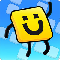 Letter Bounce - Word Puzzles icon