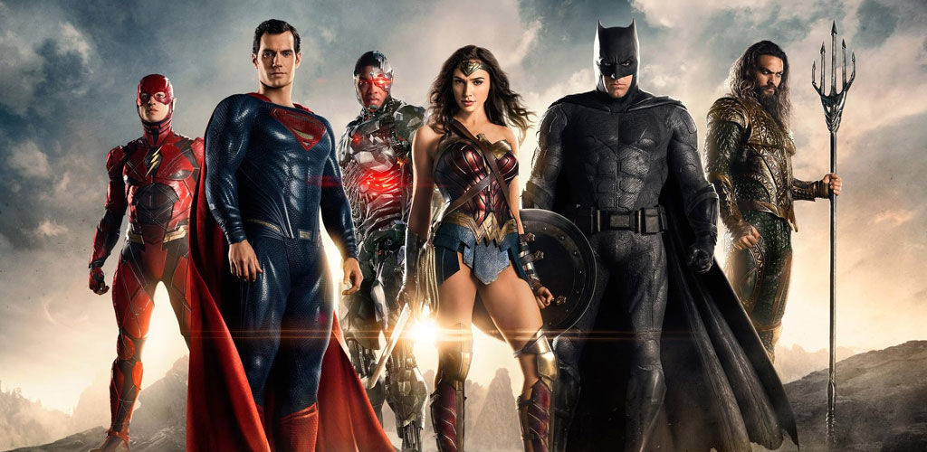 Video: Justice League