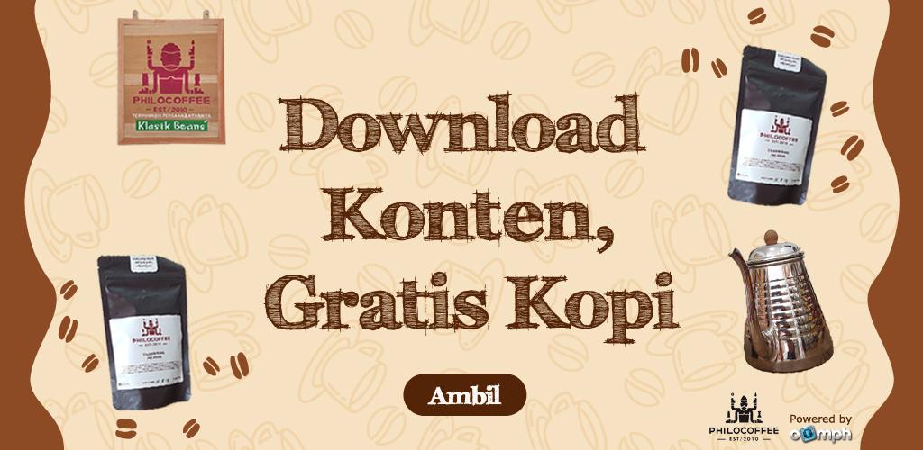 Philocoffee Download Konten