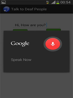Talk to Deaf People 2