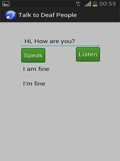 Talk to Deaf People 3