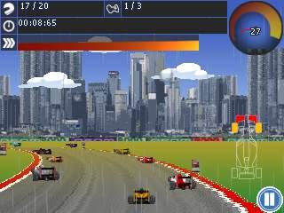 Formula Racing Pro03