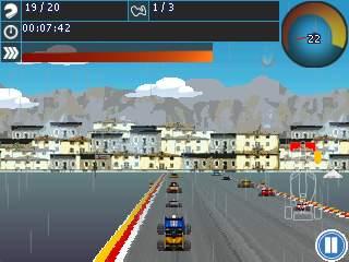Formula Racing Pro04