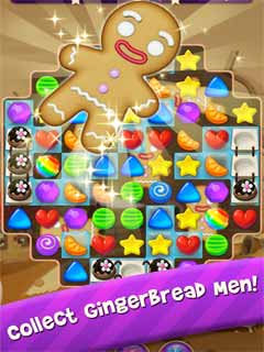 Sugar Witch - Sweet Match 3 Puzzle Game 1