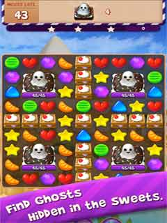 Sugar Witch - Sweet Match 3 Puzzle Game 3