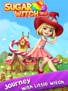 Sugar Witch - Sweet Match 3 Puzzle Game 5