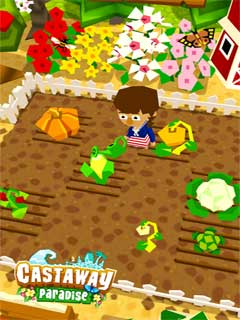 Castaway Paradise - Harvest 3