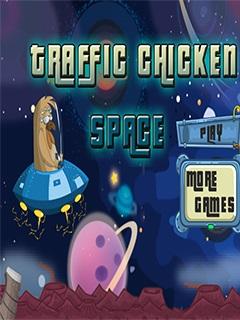 Traffic Chicken Space 1