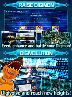 DigimonLinks 3