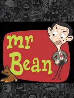 Mr.Bean Cartoon 1