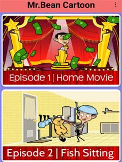 Mr.Bean Cartoon 2