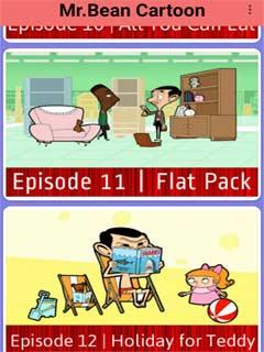 Mr.Bean Cartoon 3
