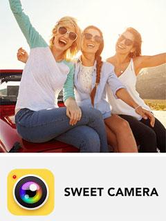 Sweet Camera - Selfie Filters 1