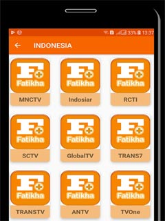 Fatikha TV Indonesia Pluss 1