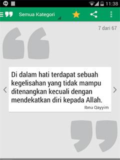 Nasihat Islam 1