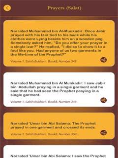 Islamic Hadith Bukhari Muslim 4