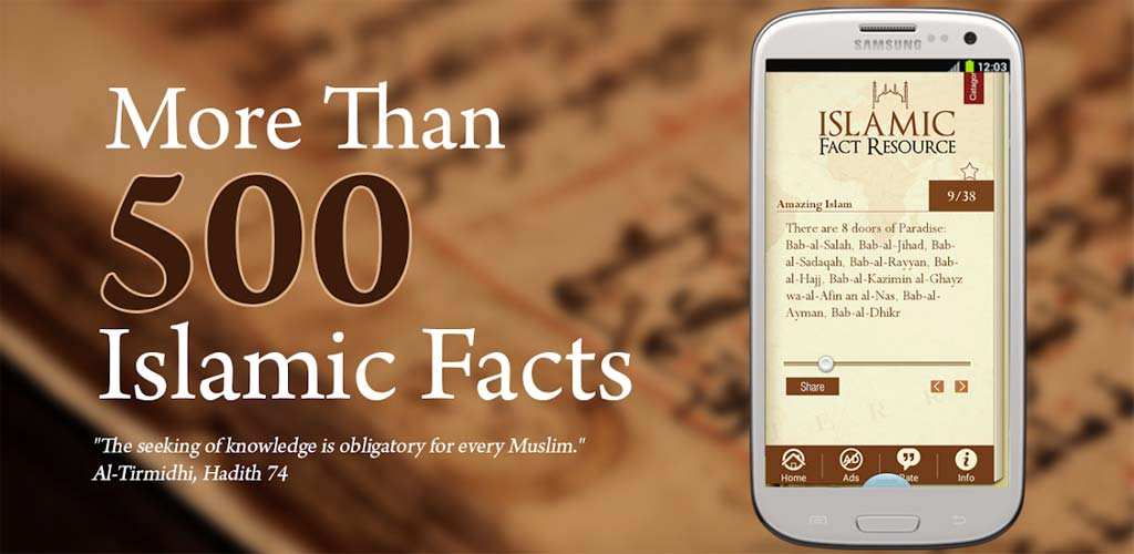 Islamic Fact Resource 2