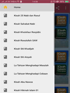 Kisah Islam Terlengkap 1