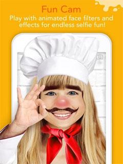 YouCam Fun - Snap Live Selfie 1