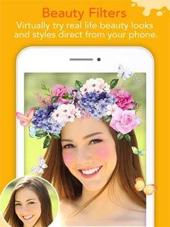 YouCam Fun - Snap Live Selfie 2