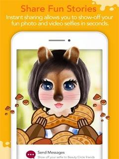 YouCam Fun - Snap Live Selfie 3