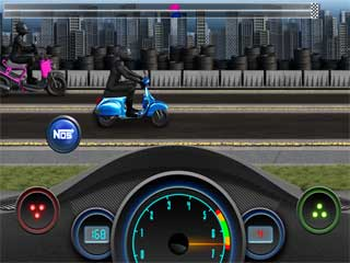 Moto Drag Racing 3