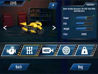 Moto Drag Racing 4