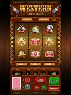 Western Slot Machine 2