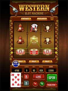 Western Slot Machine 5