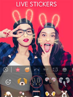 Sweet Snap - live filter 2