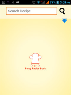 Pinoy Foods Recipe Book 1