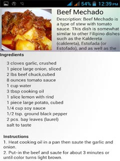 Pinoy Foods Recipe Book 3