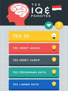 Tes IQ dan Psikotes 1