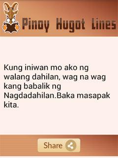Pinoy Hugot Lines 2