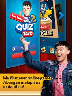 Ryan Bangs QuizTayo 1