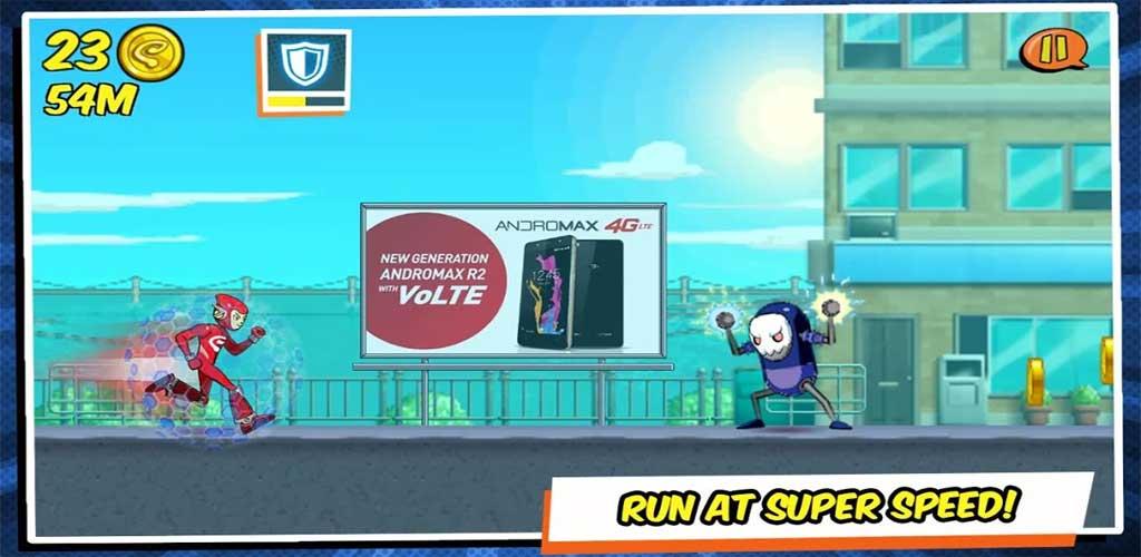 Run Run Mr Kwik 3