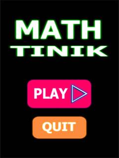 Math Tinik 1