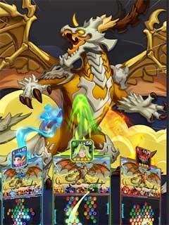 LightSlinger Heroes Puzzle RPG 3