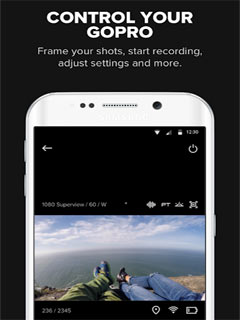 GoPro (formerly Capture) 4