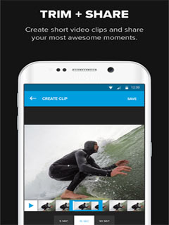GoPro (formerly Capture) 5