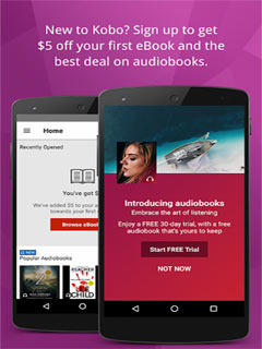 Kobo Books - eBooks & Audiobooks 1