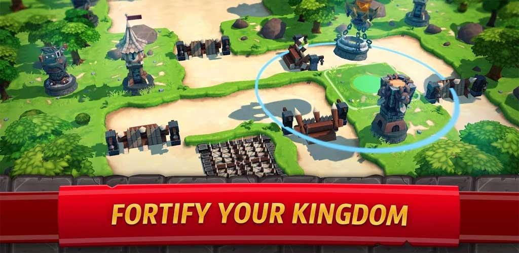 Royal Revolt 2 Tower Defense 2