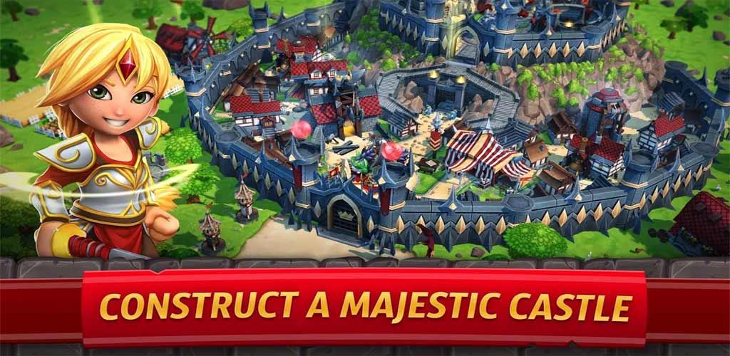 Royal Revolt 2 Tower Defense 4
